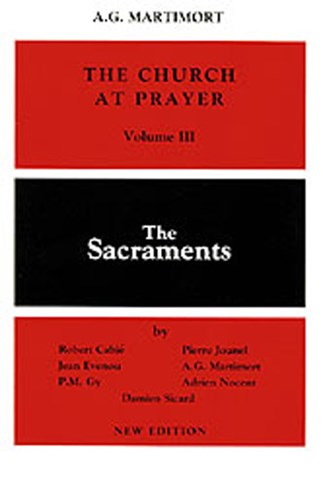 The Church at Prayer: Volume III