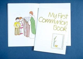 My First Communion Book