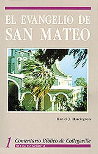 Comentario BÍblico de Collegeville New Testament Volume 1: El Evangelio De San Mateo