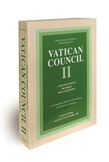 Vatican Council II: Constitutions, Decrees, Declarations