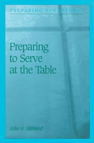 Preparing To Serve At The Table