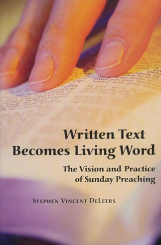 Written Text Becomes Living Word
