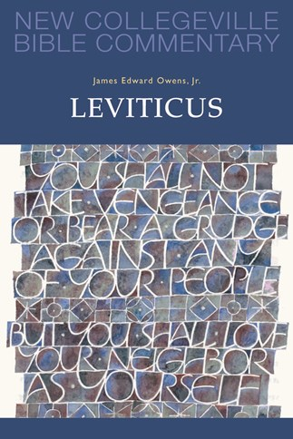 New Collegeville Bible Commentary: Leviticus