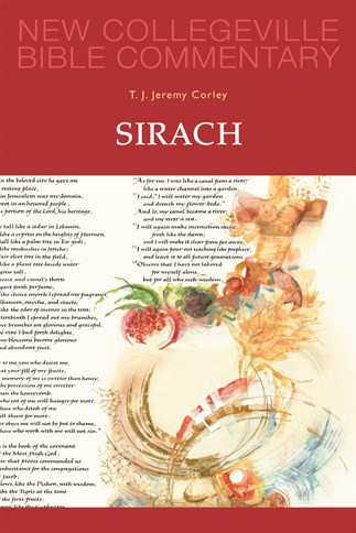 New Collegeville Bible Commentary: Sirach