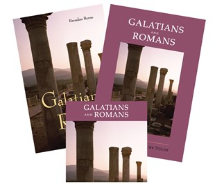 Galatians and Romans Study Set
