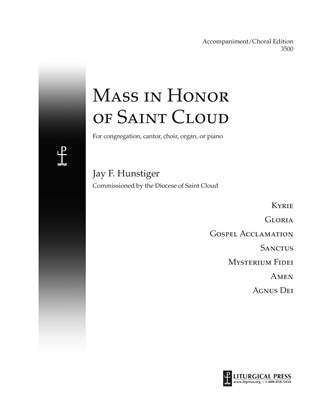 Mass in Honor of Saint Cloud