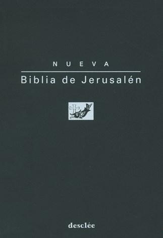 Biblia de Jerusalen Bolsillo Modelo