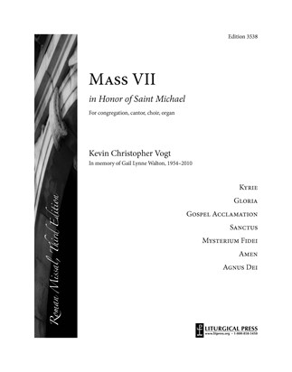 Mass in Honor of Saint Michael