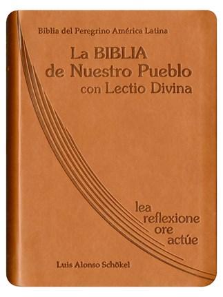 La Biblia De Nuestro Pueblo con Lectio Divina