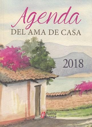 Agenda del ama de casa 2018