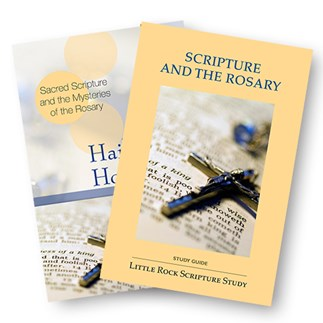 Scripture and the Rosary—Study Set