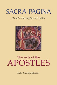 Sacra Pagina: The Acts Of The Apostles