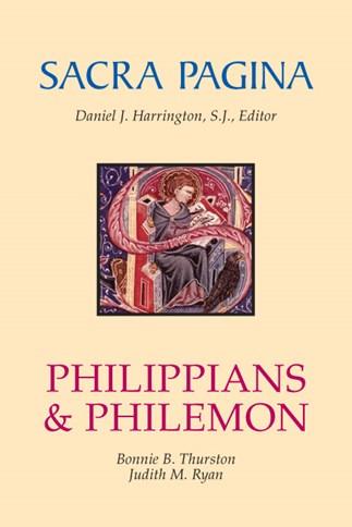 Sacra Pagina: Philippians and Philemon