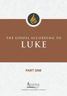 The Gospel According to Luke, Part One
