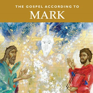 "the gospel of mark according to 1 the simplest inscription is κατὰ μάρκον, found in aleph b (""according to mark"") as time progressed this became more elaborate: in the fifth century the title was customarily εὐαγγέλιον κατὰ μάρκον (a d w [""the gospel according to mark""), while still later it was called τὸ κατὰ μάρκον ἅγιον εὐαγγέλιον (209 and others ."