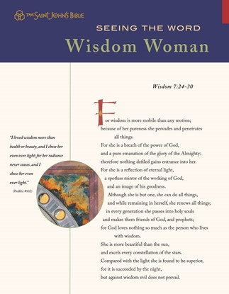 Seeing the Word: Ruth and Naomi