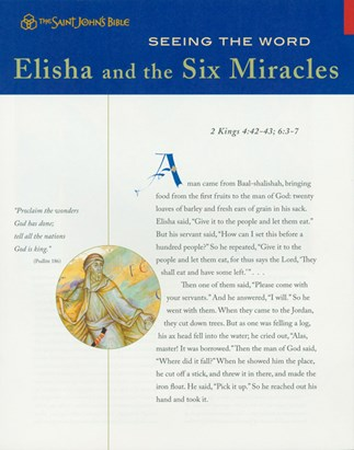 Seeing the Word: Elisha and the Six Miracles